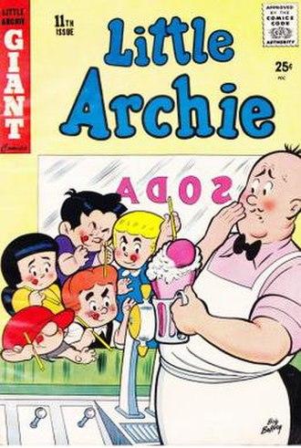 Little Archie - Image: Little Archie