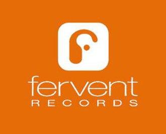 Fervent Records - Image: Logo Fervent Records