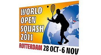Logo of 2011 Men's World Open Squash.jpg