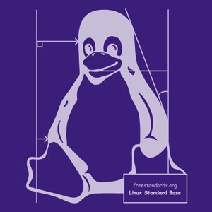 Linux Standard Base - The LSB logo