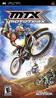 <i>MTX Mototrax</i> 2004 video game