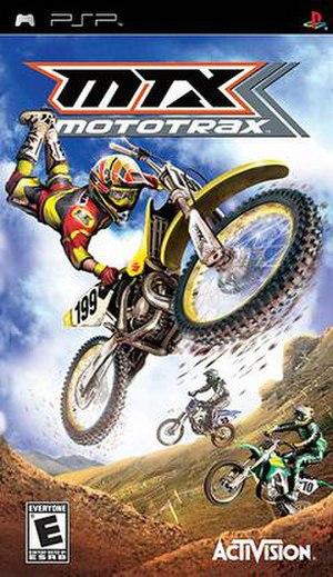 MTX Mototrax - Image: MTX Mototrax Front