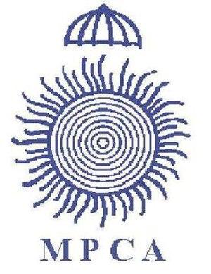 Madhya Pradesh cricket team - Image: Madhya Pradesh Cricket Association logo