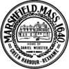 Official seal of Marshfield, Massachusetts