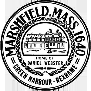 Official seal of Marshfield, Massachusetts