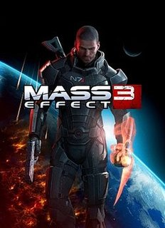 <i>Mass Effect 3</i> 2012 video game