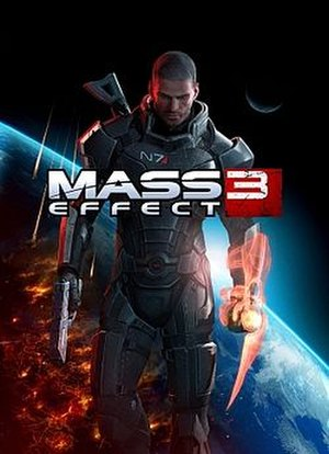 Mass Effect 3 - Image: Mass Effect 3 Game Cover