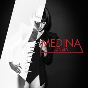 Lonely (Medina song) - Image: Medina Lonely