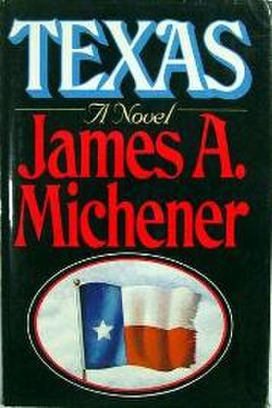 Texas (novel) - First edition cover