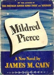 <i>Mildred Pierce</i> novel by James M. Cain