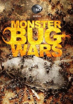 Monster Bug Wars - Image: Monster Bug Wars poster