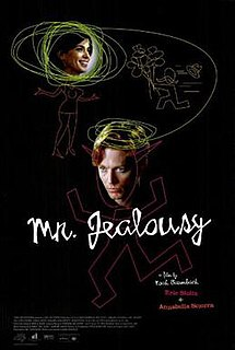 <i>Mr. Jealousy</i> 1997 American film directed by Noah Baumbach