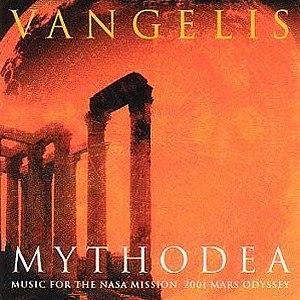 Mythodea - Image: Mythodea album cover