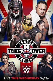 Image result for nxt takeover london