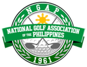 National Golf Association of the Philippines - Image: National Golf Association of the Philippines logo
