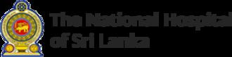 National Hospital of Sri Lanka - Image: National Hospital of SL logo