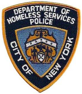 law enforcement agency in New York City