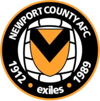 Image result for NEWPORT COUNTY logo