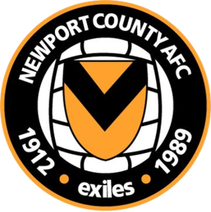 Newport County A.F.C. - Badge of Newport County