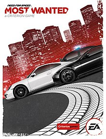Need For Speed Most Wanted 2012 Video Game Wikipedia