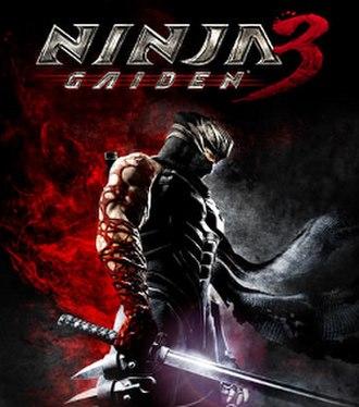 Ninja Gaiden 3 - Image: Ninja Gaiden 3 box artwork
