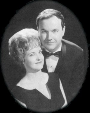 Norman Petty - Petty and his wife, Vi