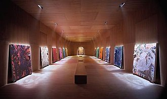 The Upper Room (paintings) - The Upper Room by Chris Ofili.