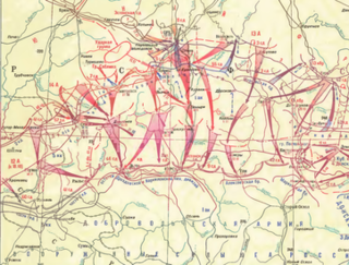 Orel–Kursk operation