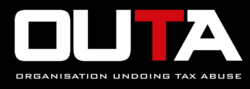 Organisation Undoing Tax Abuse (OUTA) Logo.png