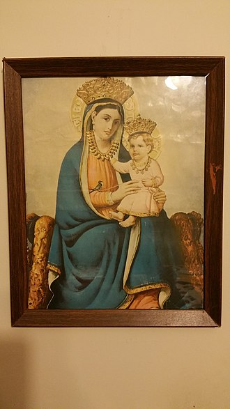 Our Lady of Graces - Image: Our Lady of Graces