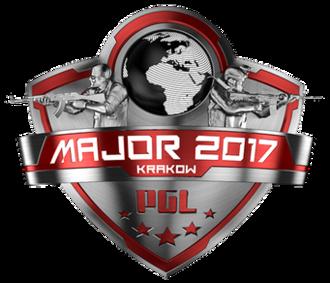 PGL Major Kraków 2017 - The PGL Major 2017 logo