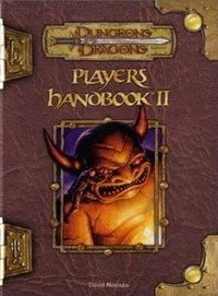 Player's Handbook II