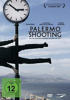 <i>Palermo Shooting</i> 2008 film by Wim Wenders