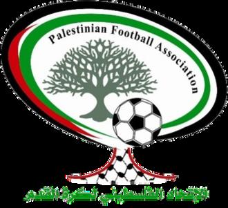 Palestine national football team - Image: Palestine FA (logo)
