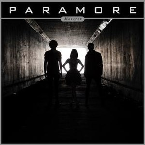 Monster (Paramore song) - Image: Paramore Monster