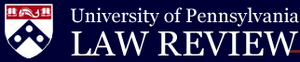 University of Pennsylvania Law Review - Image: Penn Law Review Image