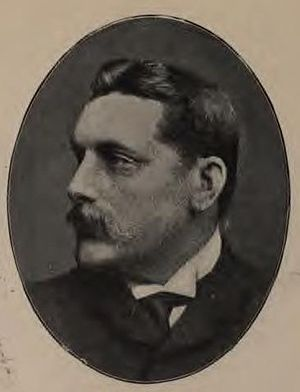 Philip Hugh Dalbiac - Dalbiac in 1895.