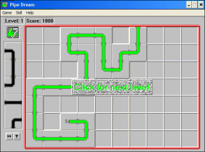 Pipe Mania - The Windows 3.1 version of Pipe Dream