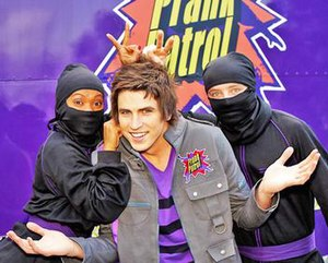 Prank Patrol (Australian TV series) - Scotty and the Ninjas