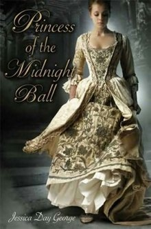 Image result for princess of the midnight ball