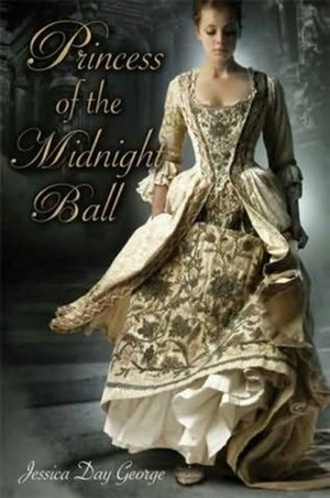 Princess of the Midnight Ball - First edition cover