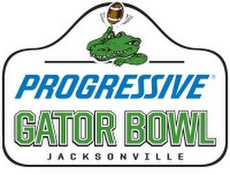 2011 Gator Bowl - Image: Progressivegatorlogo