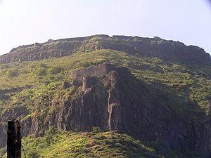 Murarbaji - Kille(Fort) Purandhar