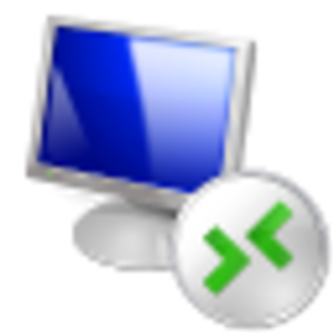 Remote Desktop Services - Image: Remote desktop connection icon