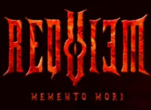 Requiem: Memento Mori - Image: Requiemlogo