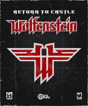 Return to Castle Wolfenstein - Image: Return to Castle Wolfenstein Coverart