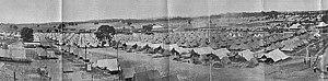 1913 Gettysburg reunion - Great Camp on the Gettysburg Battlefield.