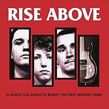Rise Above-24 Black Flag Songs to Benefit the West Memphis Three cover.jpg