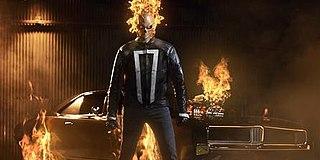 The Ghost (<i>Agents of S.H.I.E.L.D.</i>) 1st episode of the fourth season of Agents of S.H.I.E.L.D.