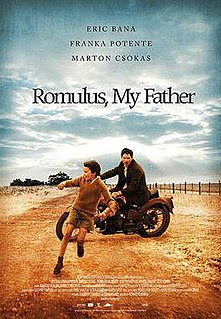 <i>Romulus, My Father</i> (film)